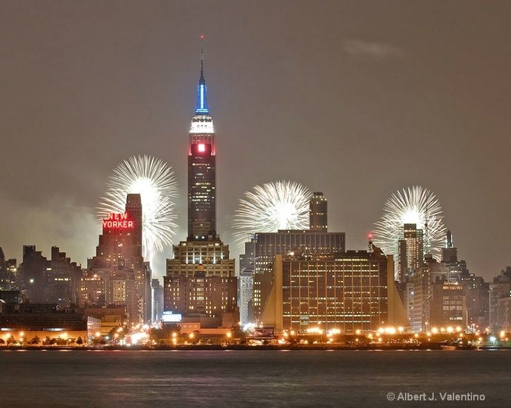 4th july new york show