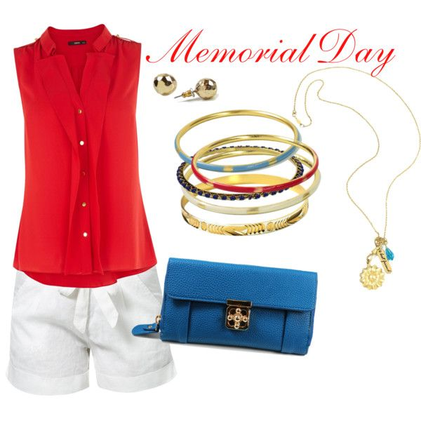outfits for memorial day