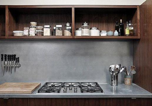 Zinc Countertop Home Ideas Pinterest