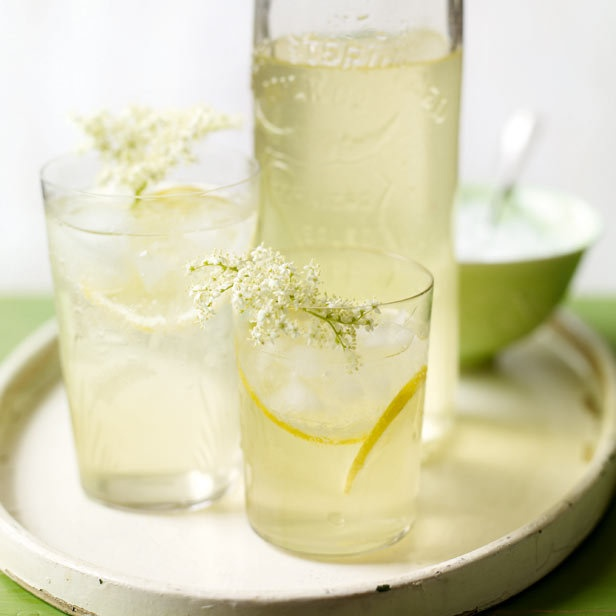 Elderflower cordial is brilliant combined with gooseberries, either in ...