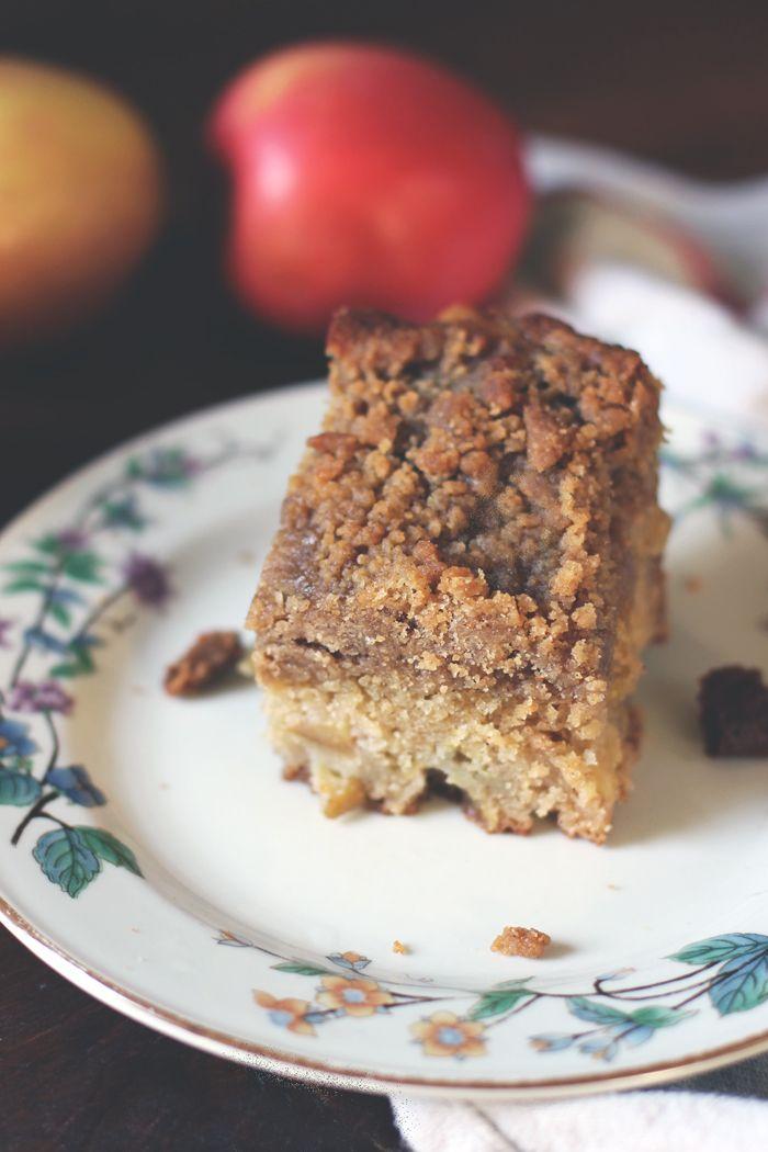 *Apple Coffee Cake* | Breakfast | Pinterest