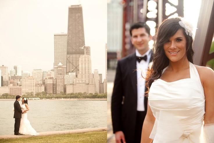 Chicago Romance #agweddingphoto #stylemepretty