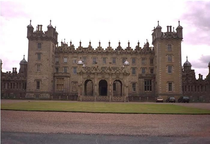 Floors Castle Kelso Scotland Cathedrals Castles Palaces Pinter
