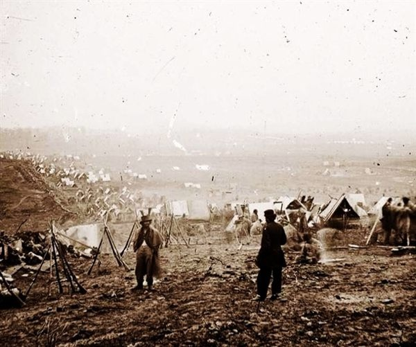 an introduction to the history of the battle of nashville Campaign: franklin-nashville campaign (1864) date(s): november 30, 1864 but their comrades ultimately held in a battle that caused frightening casualties when the battle ceased, after dark, six confederate generals were dead or had mortal wounds.