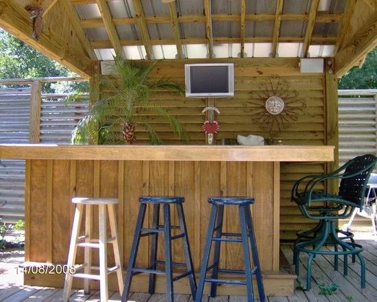 Tiki Bar Ideas Pinterest