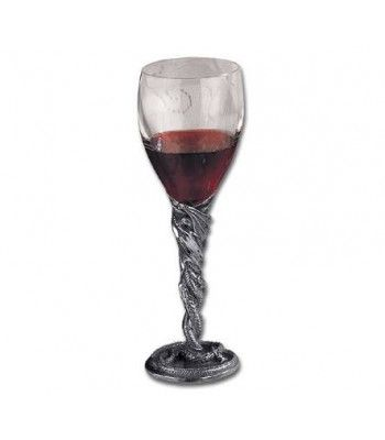 Dragon Gothic Wine Glass This Superbly Detailed Sculpted