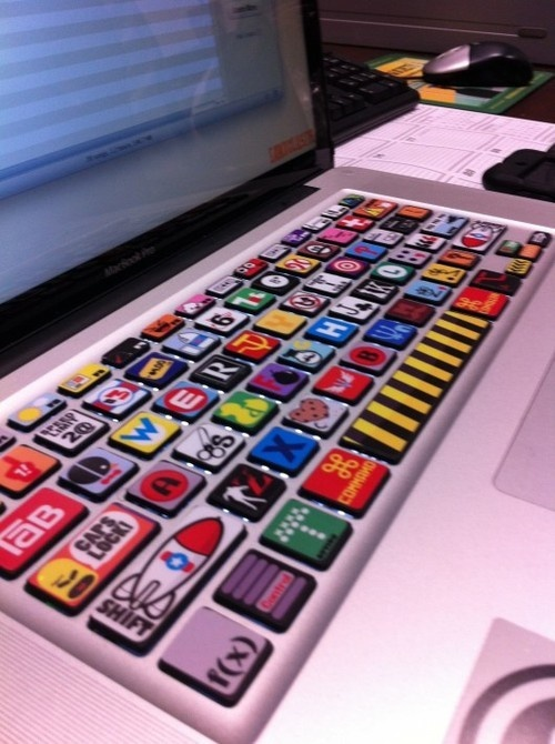 awesome keyboard! | pretty & interesting little things ...