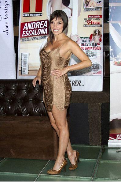 andrea escalona   Andrea Escalona Pictures - Andrea Escalona Reveals ...