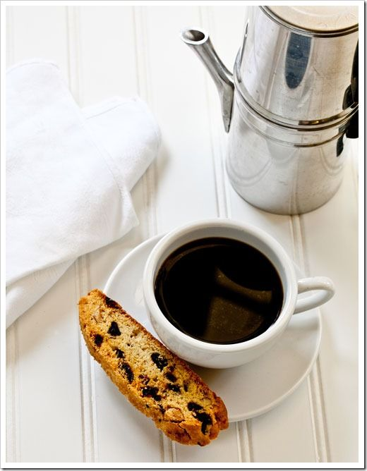Cherry Almond Biscotti | Biscotti and Scones | Pinterest