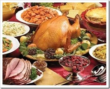 thanksgiving dinner speciaals