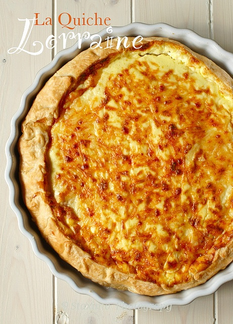 Quiche Lorraine | Breakfast Bliss | Pinterest