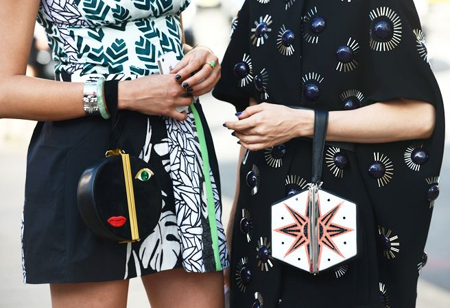 New on our blog! #NYFW Street Style