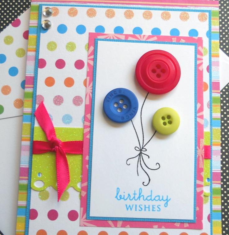 С детьми открытки своими руками на день рождения