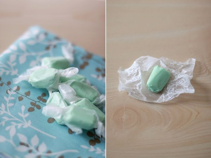 Salt water taffy | Moda | Pinterest
