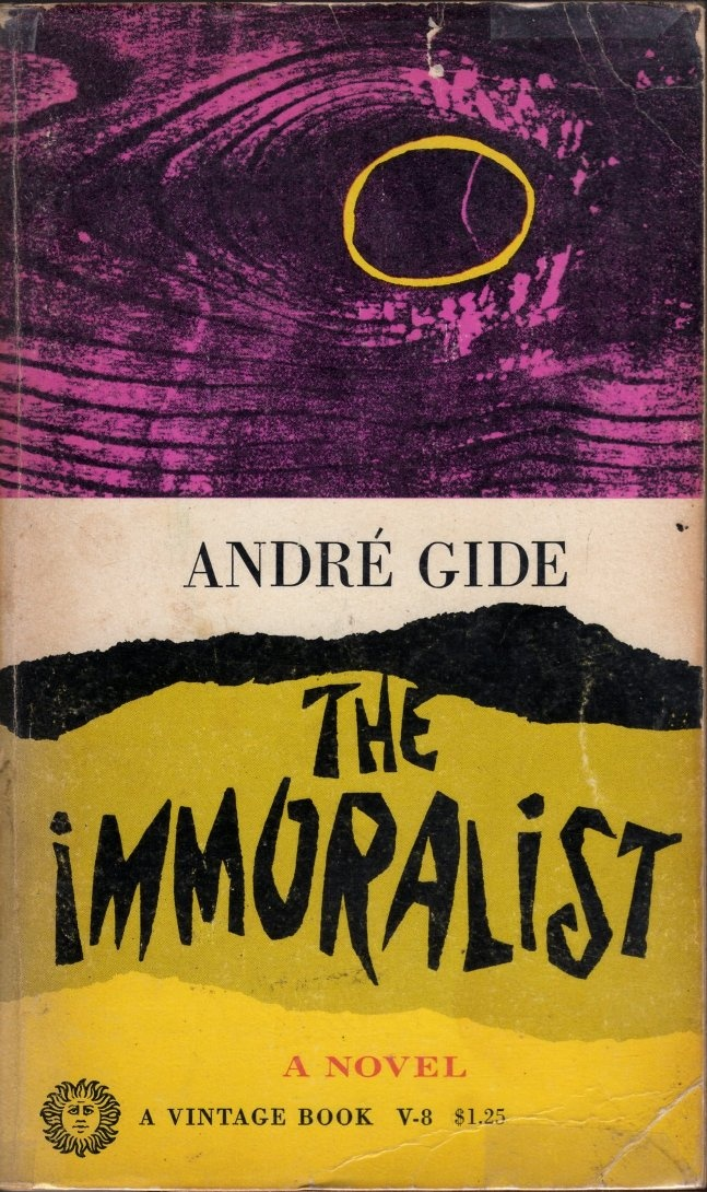 The Immoralist by Andre Gide | Dream of a land my soul is from | Pint ...