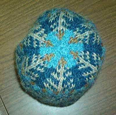 Fair Isle Hat pattern Knit and Crochet Pinterest