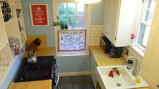 Addie 39 S Charming Columbus Cape Cod Kitchen Small Cool Kitchens 2010