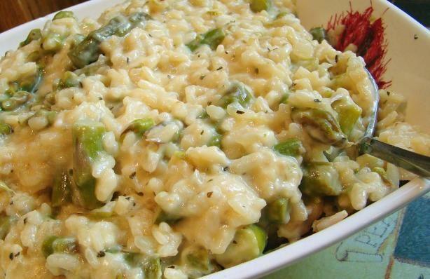 Asparagus Risotto | Recipe