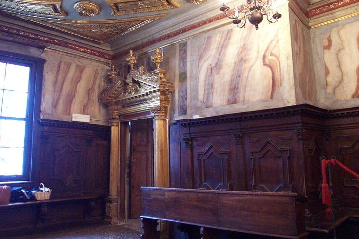 Jewish Ghetto - Venice, Italy - Scuola Grande Tedesca