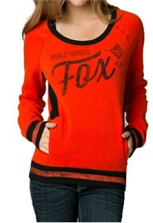 Fox Racing Womens Series Pullover Fleece | Get your Party Pants On
