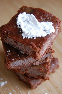 Brownies made with kidney beans! | healthy recipes ... | Pinterest