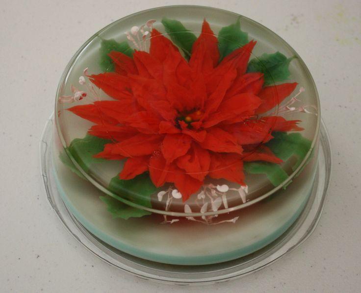Gelatin Cake Art : Pin by Bonnie Spieler Peterson on GELATIN ART - Fruiti ...