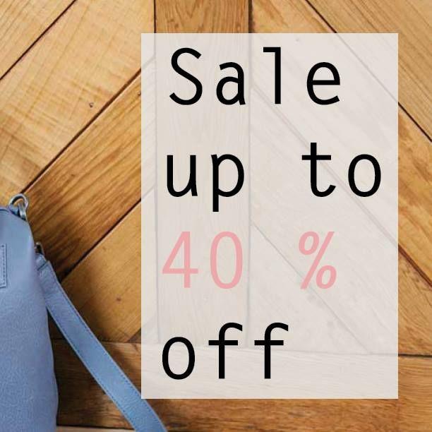 Saldi fino al 40% sulle borse matt & nat nel negozio ufficiale  http://mattandnat.com/shop/