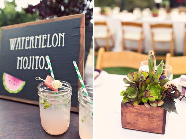 Summer: Watermelon Mojitos [yes, please]