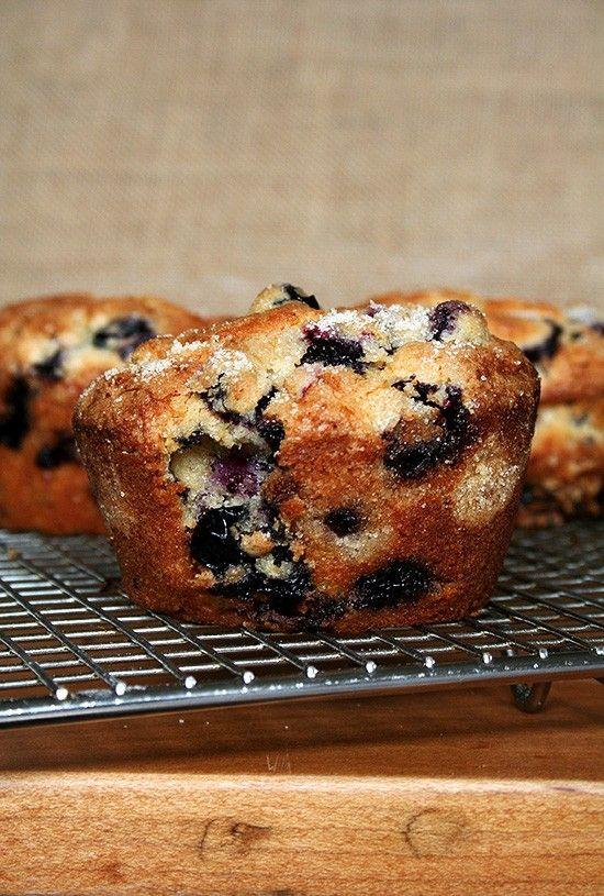 Lemon Blueberry Muffins | Favorite Recipes | Pinterest