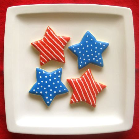 fourth of july cookie ideas