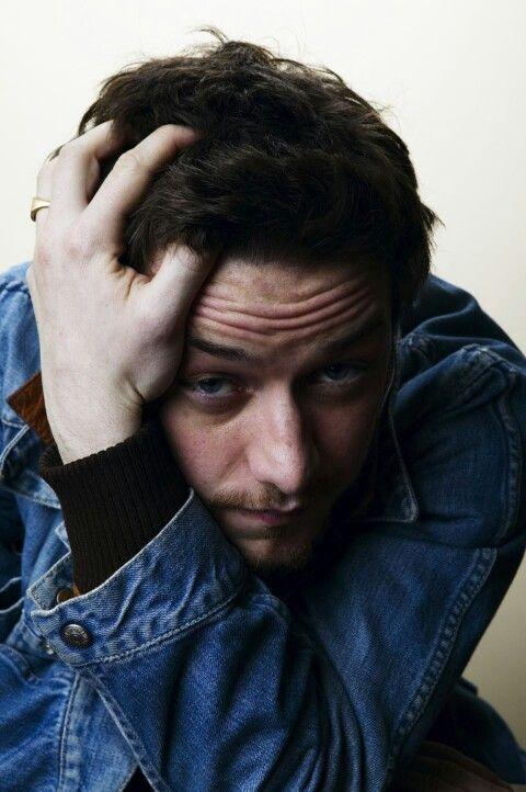 James McAvoy Photoshoo...