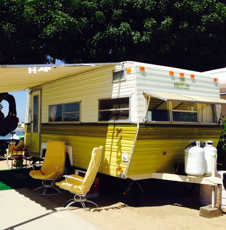 My Prowler. Love her! | Travel trailers | Pinterest