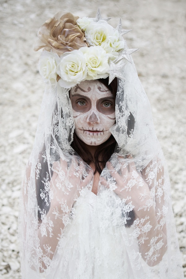 Day of the Dead Bride I absolutely do. Pinterest