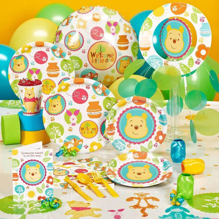 little winnie the pooh baby shower ideas baby shower stuff pinter