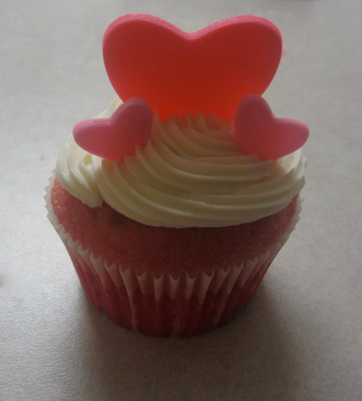 Heart cupcake cake decorating ideas pinterest