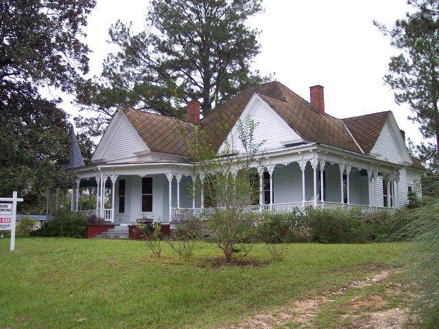 Single Story Victorian Dream Home Dream Home
