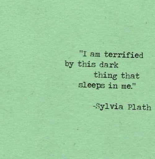 Sylvia Plath Quotes On Depression. QuotesGram