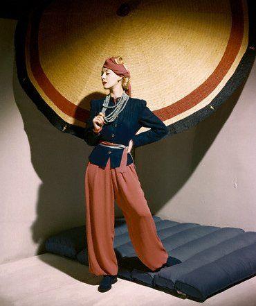 Horst P.Horst Photo 1939 Vogue