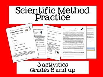 Homework help the scientific method