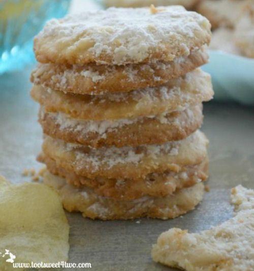 Gail's Potato Chip Cookies | Cookies, Brownies & Bars | Pinterest