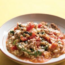Tomato and Sausage Risotto | Main Dishes | Pinterest