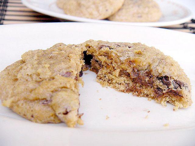 pumpkin butter chocolate chip cookies | Favorite Recipes | Pinterest