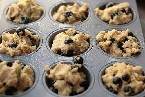 Blueberry Lime Muffins | Eats | Pinterest