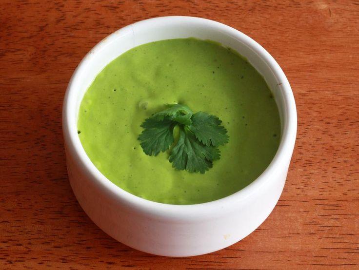 Peruvian Aji Verde Sauce | Sauces, Salsas and Dips | Pinterest