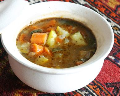 vegetable-soup- | Food | Pinterest