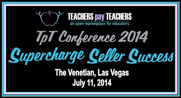 We're excited!!! We just registered for the TPT Conference this summer! Who else is going to Vegas in July? We can't wait to meet y'all!! :)
