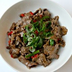 Hunan Beef with Cumin | FoodEpix Posse | Pinterest