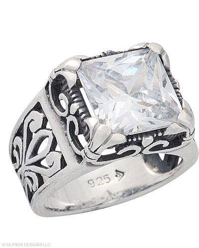 Silpada Uptown Ring, $59