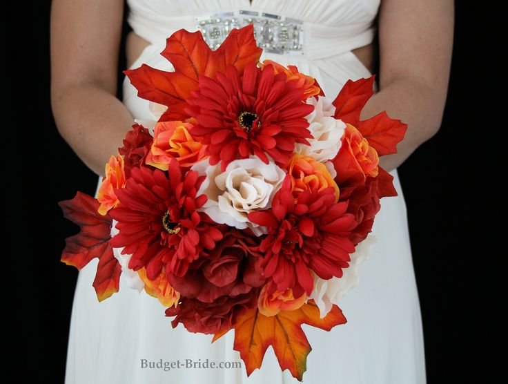 Pin By Budget On Fall Wedding Flowers Pinterest