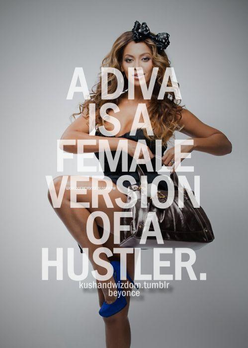 Boss diva quotes quotesgram - Diva beyonce lyrics ...